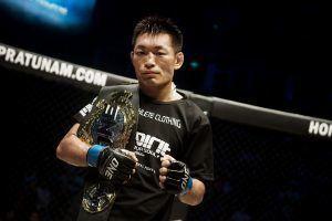 Yoshitaka Naito Draws Alex Silva In Bangkok