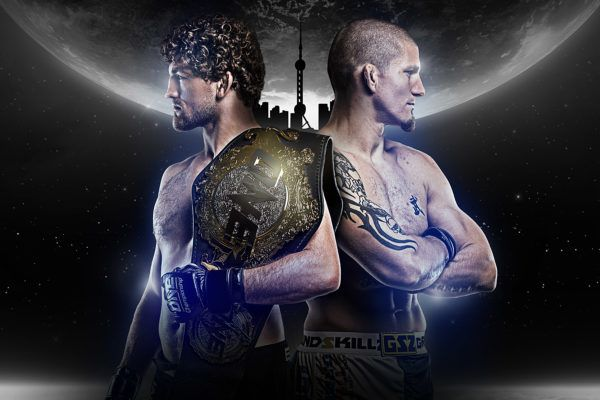 Askren And Kadestam Are Set To Light Up Shanghai