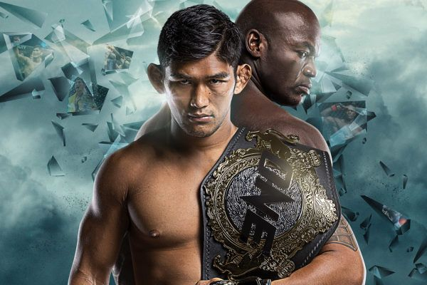 Martial Arts Means Everything To Aung La N Sang And Alain Ngalani