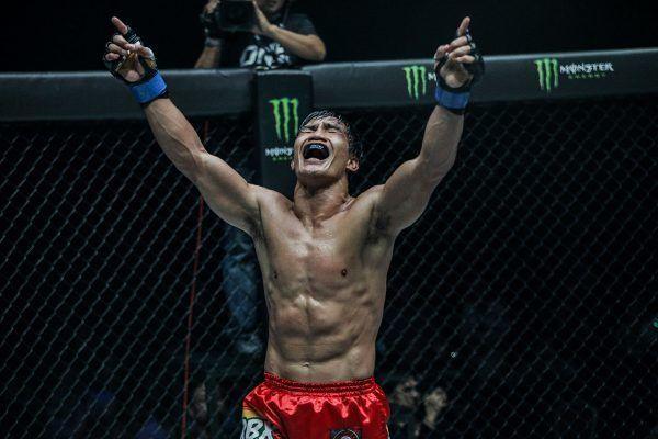"New Father Eduard Folayang: ""I Know I'm Not Competing Just For Myself Anymore"""