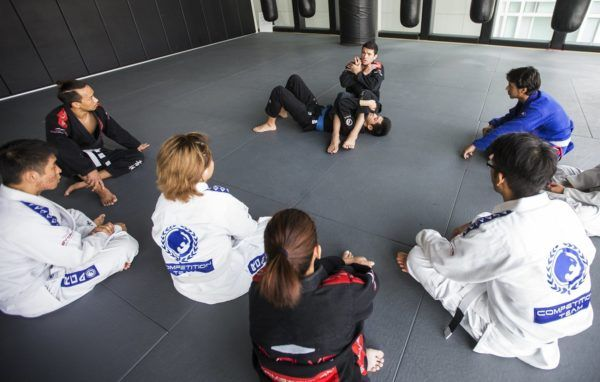 6 Great Reasons To Pick Up Brazilian Jiu-Jitsu