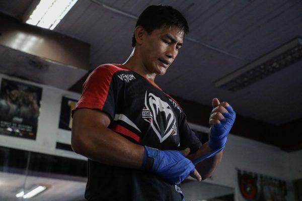 Eduard Folayang's Upbringing Forged His Strength