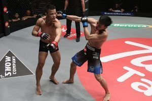 Full Fight: Melvin Yeoh VS Saiful Merican