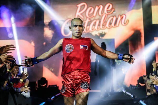 Rene Catalan Shoulders Responsibility For Two Bouts At ONE: QUEST FOR GREATNESS