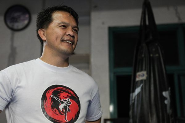 From Fighter To Coach And Father Figure: Team Lakay's Mark Sangiao