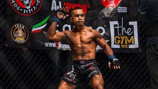 "AJ ""Pyro"" Lias Mansor Plans To Leave Jakarta With Win For Malaysia"