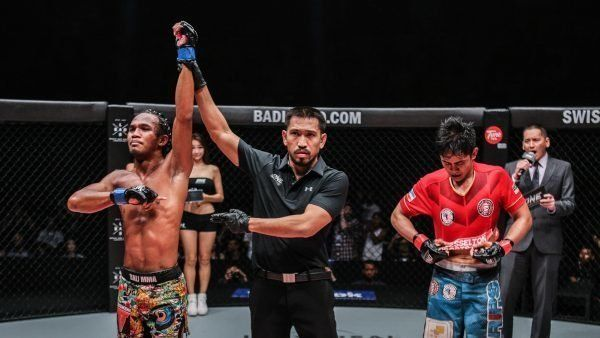 "The ""Jungle Cat"" Muhammad Aiman Poised To Pounce"