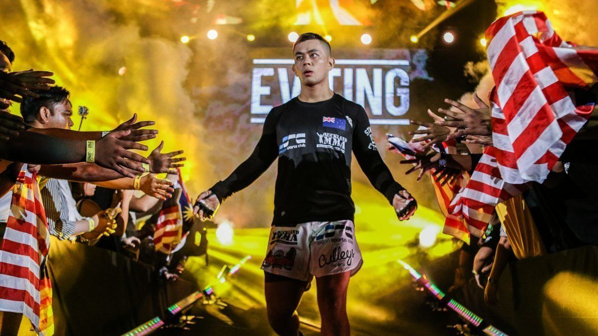 How Ev Ting Is Preparing For The Fight Of His Life