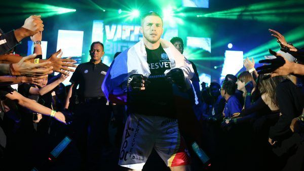 ONE Middleweight World Champion Vitaly Bigdash Certain Of Victory