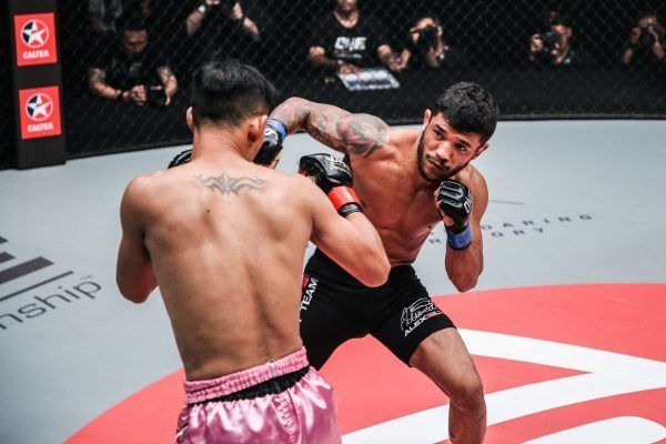 Alex Silva Scores Another Submission, Continues March Toward Title Shot