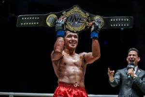 ONE Championship's World Title Bouts From June 2018