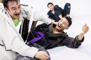 3 Reasons Why You Should Train Martial Arts With Your Colleagues