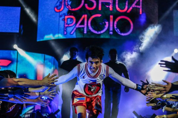 Joshua Pacio's Highlight Reel