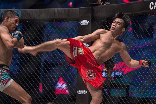 Joshua Pacio Draws New Opponent At ONE: GLOBAL SUPERHEROES