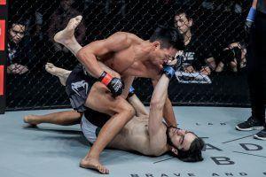 Fight Highlights: Keanu Subba Vs Ahmed Mujtaba