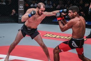 Movlid Khaibulaev Outclasses Herbert Burns In Unanimous Decision Win