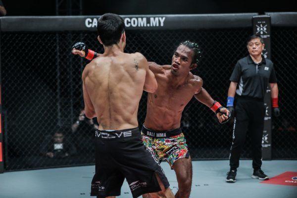 Eduardo Novaes VS Muhammad Aiman