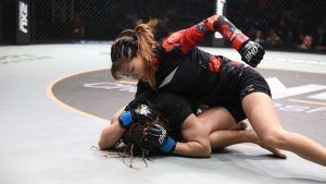 Angela Lee's Top 5 Tips For A Successful First Bout