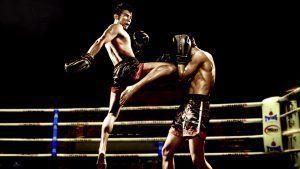 The Beauty Of Muay Thai