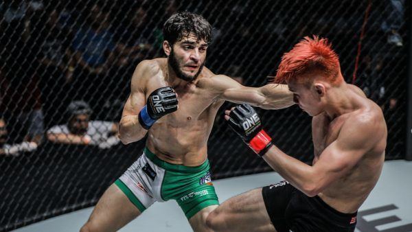 Ahmed Mujtaba Is Not A Cage Fighter, But A Martial Artist