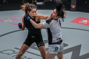Angela Lee Tears Through Jenny Huang In First Title Defense