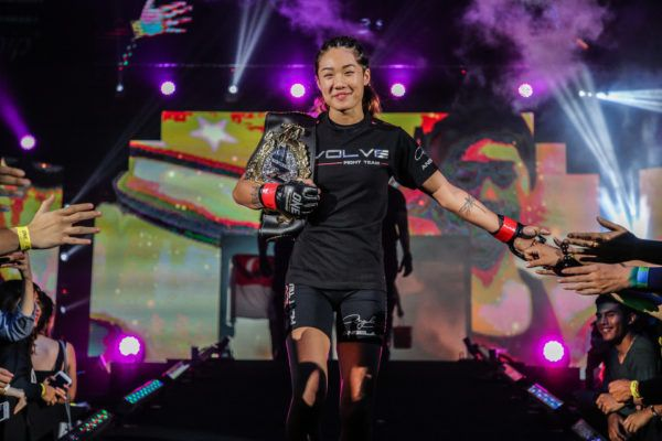 Angela Lee Expects To Hand Istela Nunes First Defeat