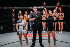 Angela Lee's Top 4 Performances In The ONE Championship Cage