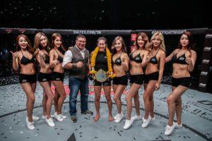 Angela Lee Retains ONE Women's Atomweight World Championship With TKO