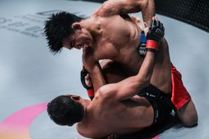 Fight Highlights: Dejdamrong Vs Joshua Pacio at ONE: WARRIOR KINGDOM