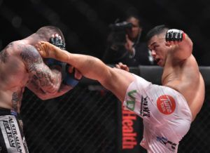Ev Ting Recalls His Favorite ONE Championship Fight