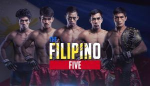 The Filipino Five Are Ready For ONE: KINGS OF DESTINY