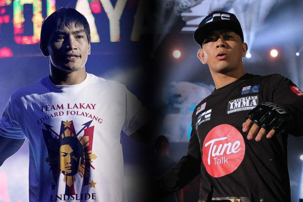 The Definitive Eduard Folayang VS Ev Ting Fight Preview