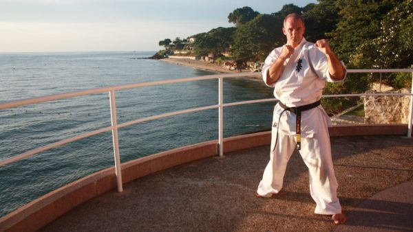 Judd Reid's Incredible Journey From Skinny Teenager To 100-Man Kumite Legend