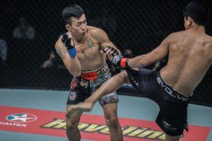 Kelvin Ong VS Sagetdao Petpayathai