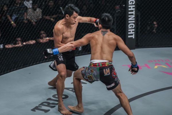 Fight Highlights: Sagetdao Petpayathai Vs Kelvin Ong at ONE: WARRIOR KINGDOM