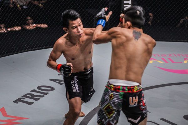 Sagetdao Petpayathai Makes Short Work Of Kelvin Ong in ONE Debut