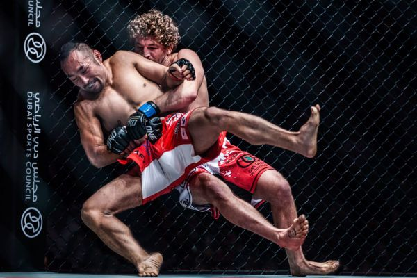 Full Match Replay: Ben Askren VS Nobutatsu Suzuki