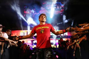 """Funky"" Is Not Just A Nickname For Ben Askren"