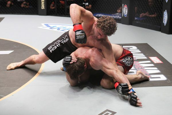 Ben Askren Recalls How His 15-0 Undefeated Record Began