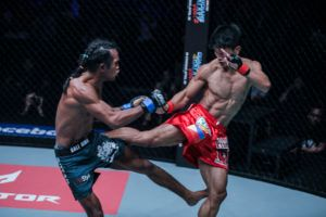 Danny Kingad's Winning Performance Over Muhammad Aiman