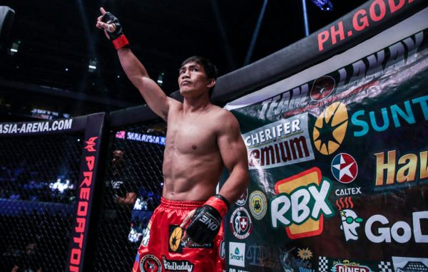 Folayang's Parents Inspired Him To Become A Better Champion And Father