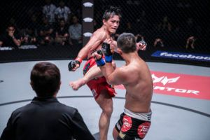 Eduard Folayang's Decision Victory Over Ev Ting