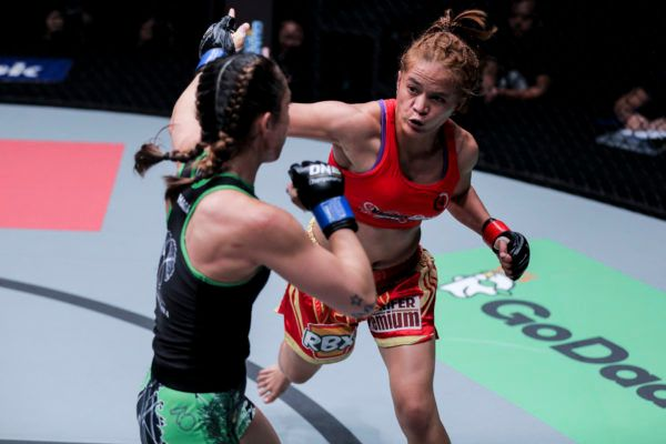 Gina Iniong Views Manila Bout As Stepping Stone To Angela Lee's Title