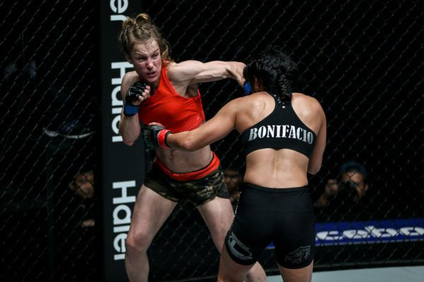 Having Conquered Wushu And Kickboxing, Irina Mazepa Sets Sights On MMA