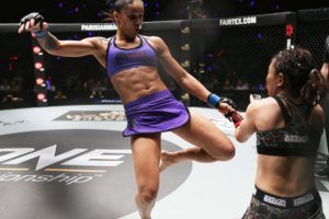 Istela Nunes Aspires To Inspire With Title Win At ONE: DYNASTY OF HEROES