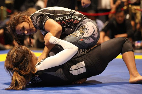5 Things We Learned From Nicolini Vs. Lee – The Grappling Match