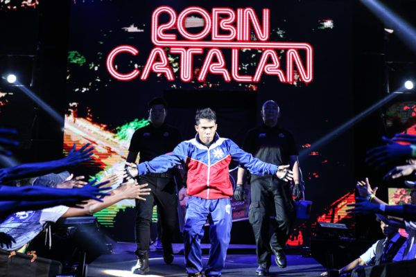 After Tough Year, Robin Catalan Ready To Apply New Skills Against Jeremy Miado