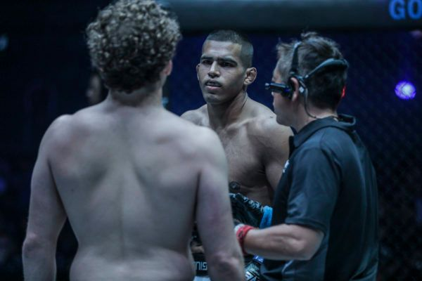 Emotions Run High Whenever Agilan Thani Enters The Cage