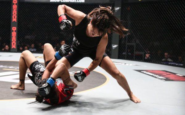 Aya Saber VS Angela Lee