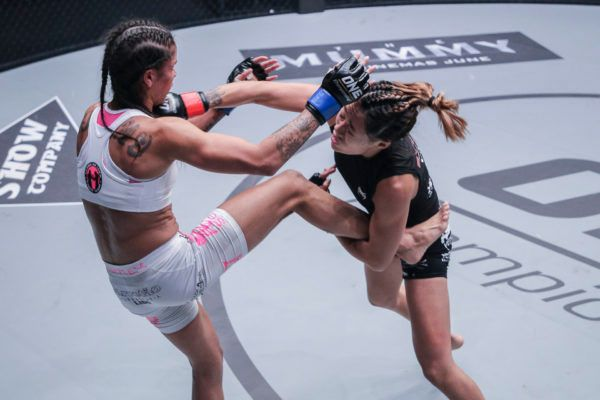 Against All Odds, Angela Lee Defeated Istela Nunes Despite Serious Illness